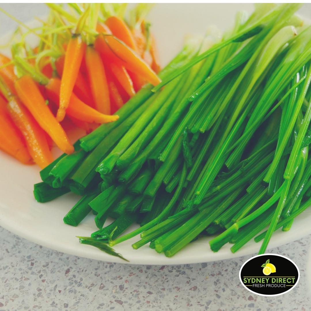 The Petite Bouche baby vegetable range include finger fennel, petite carrots, corn and leeks.