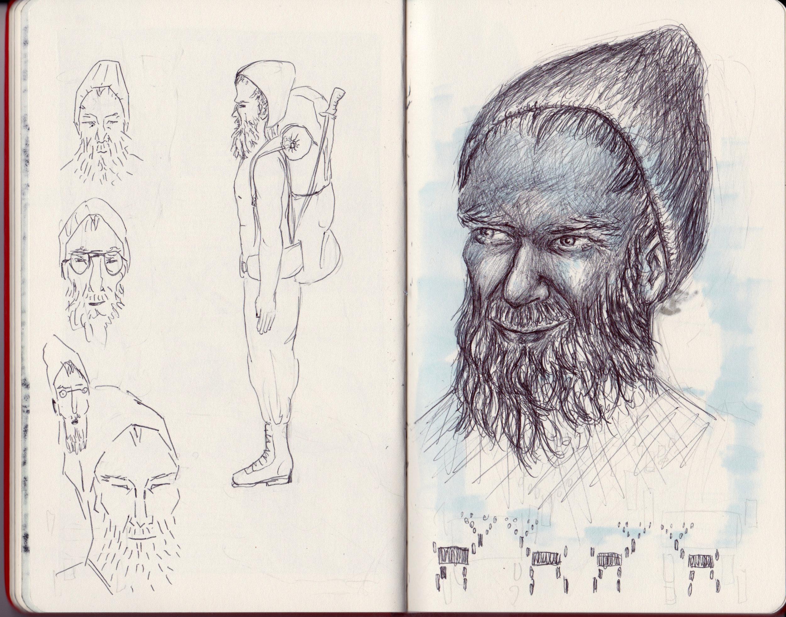 ׳inter sketch 2