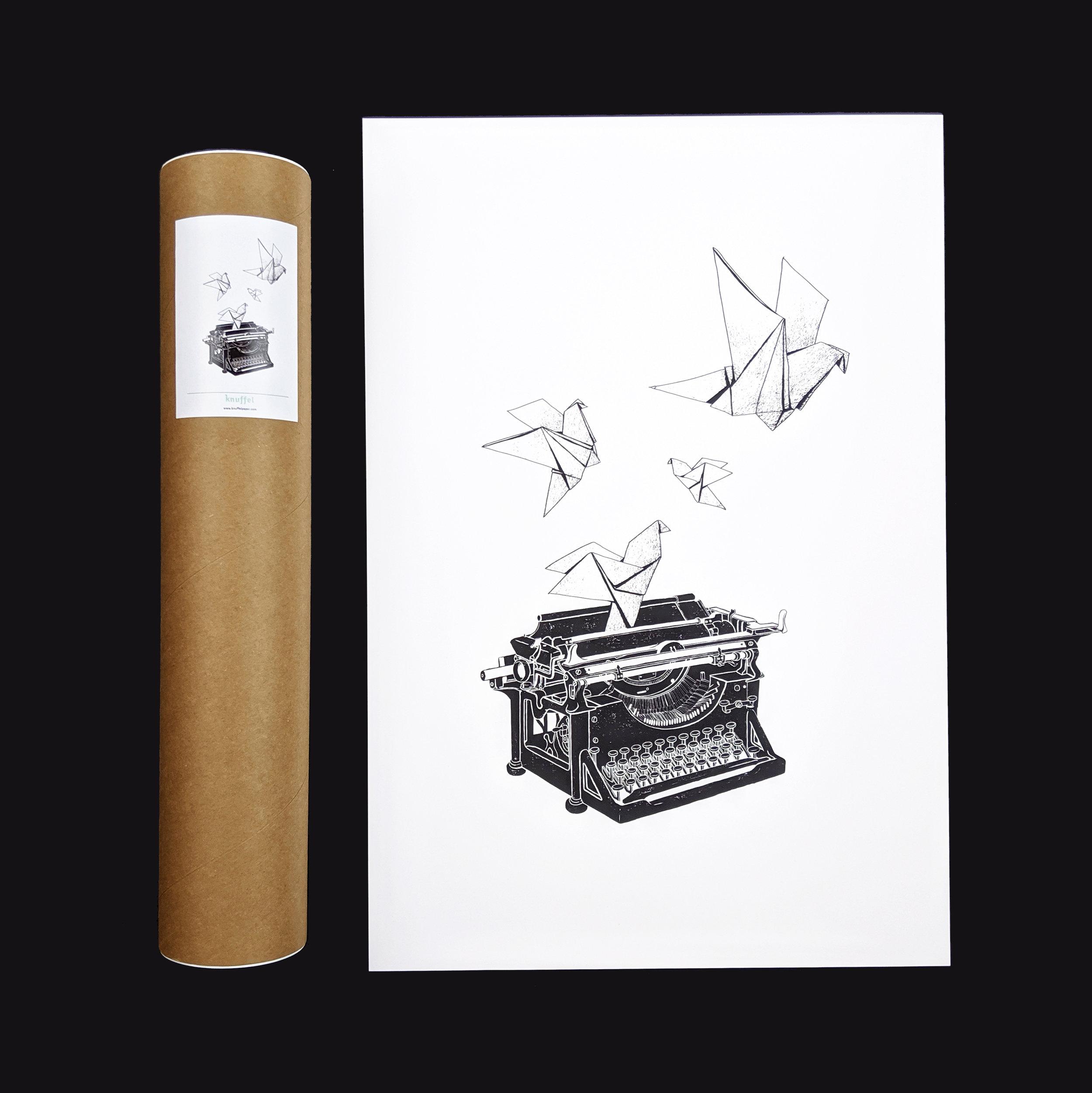 typewriter Tube