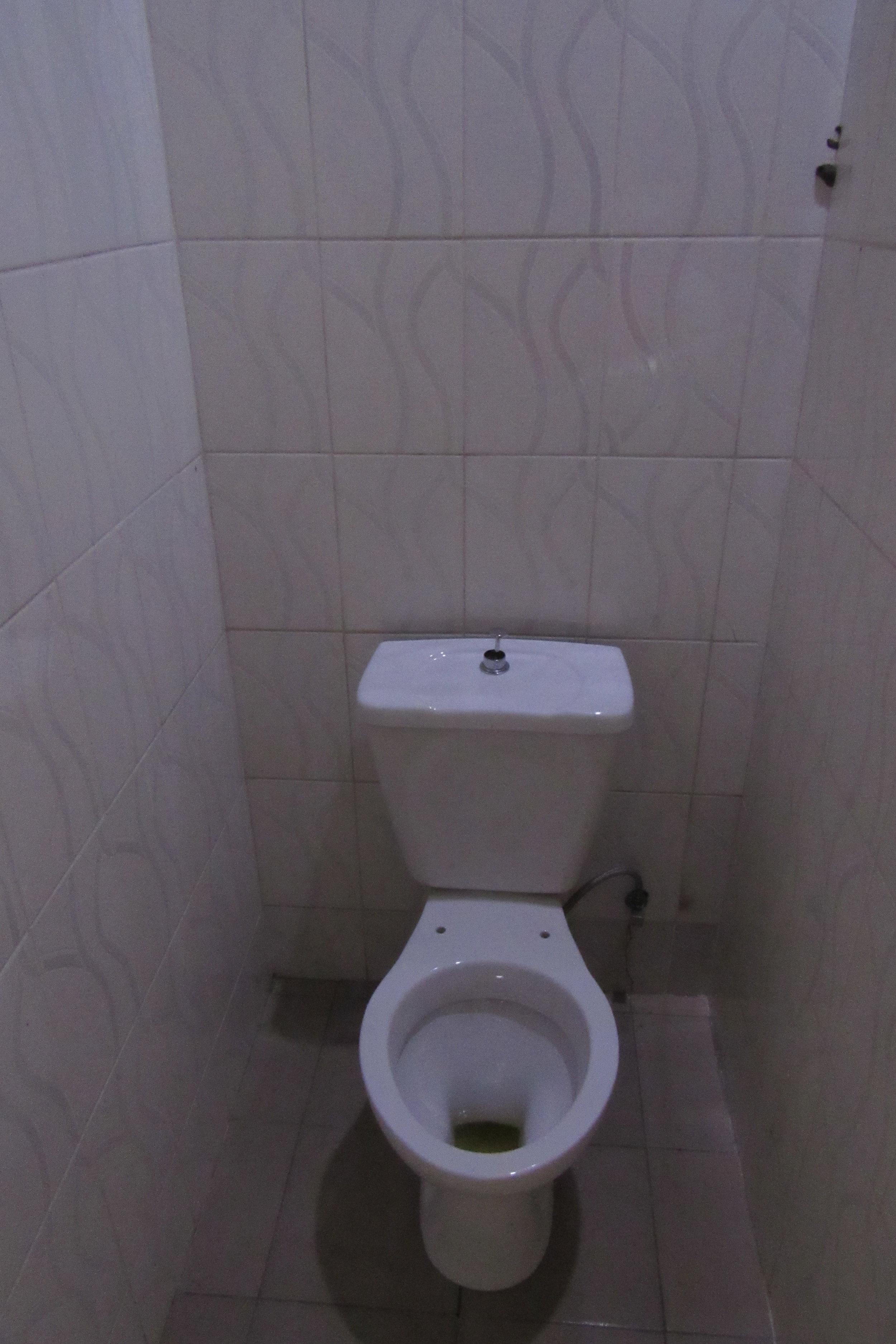 Toilette (chambre de luxe)