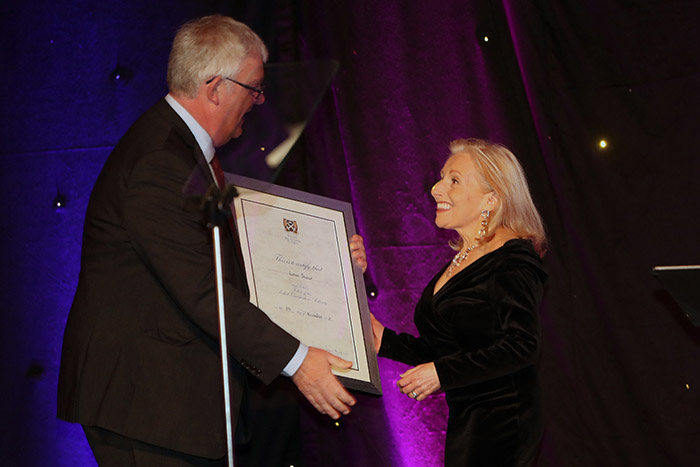 SQA Star awards lorna trainer glasgow modern apprenticeships