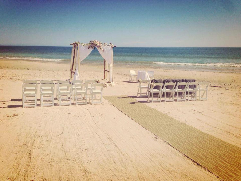 Beach wedding ceremonies with Modern Celebrants Adelaide