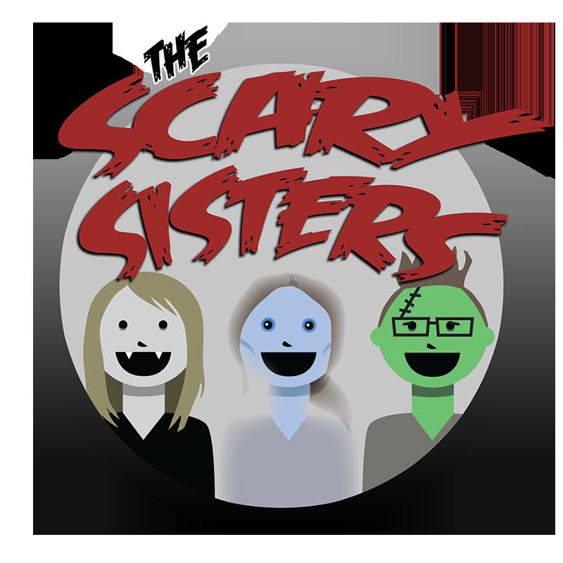 Custom Logo: TheScarySisters.com