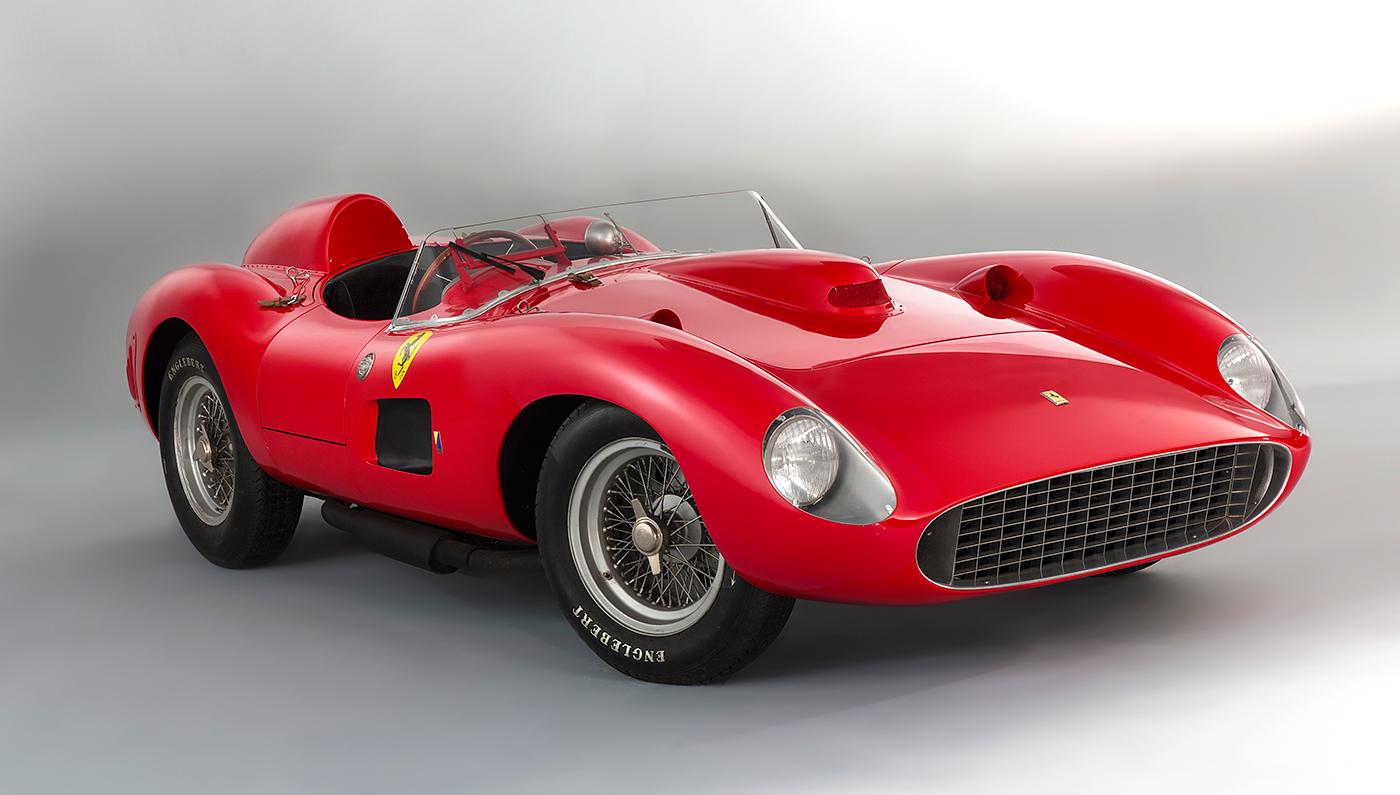 1. FERARRI 335 Sport by Scaglietti. 1957.  $35,711,359US