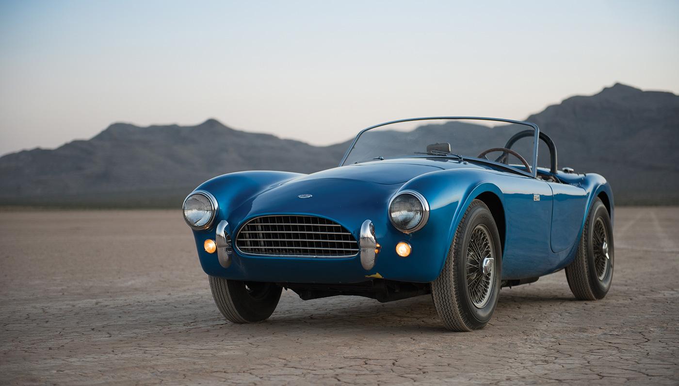 6. SHELBY 260 Cobra CSX 2000. 1962.  $13,750,000US