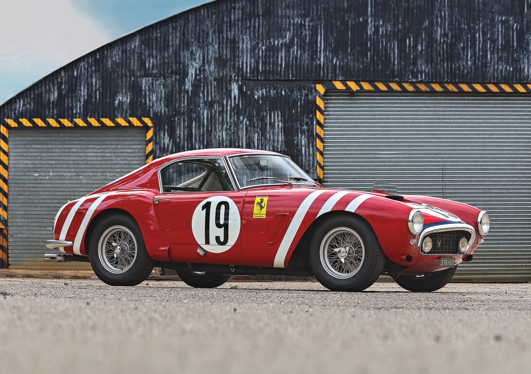 7. FERRARI 250 GT SWB Berlinetta Competizione. 1960.  $13,500,000US