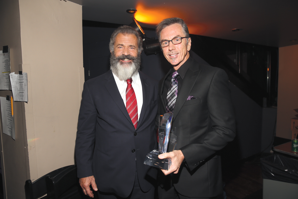 Mel Gibson, Kevin O'Connell