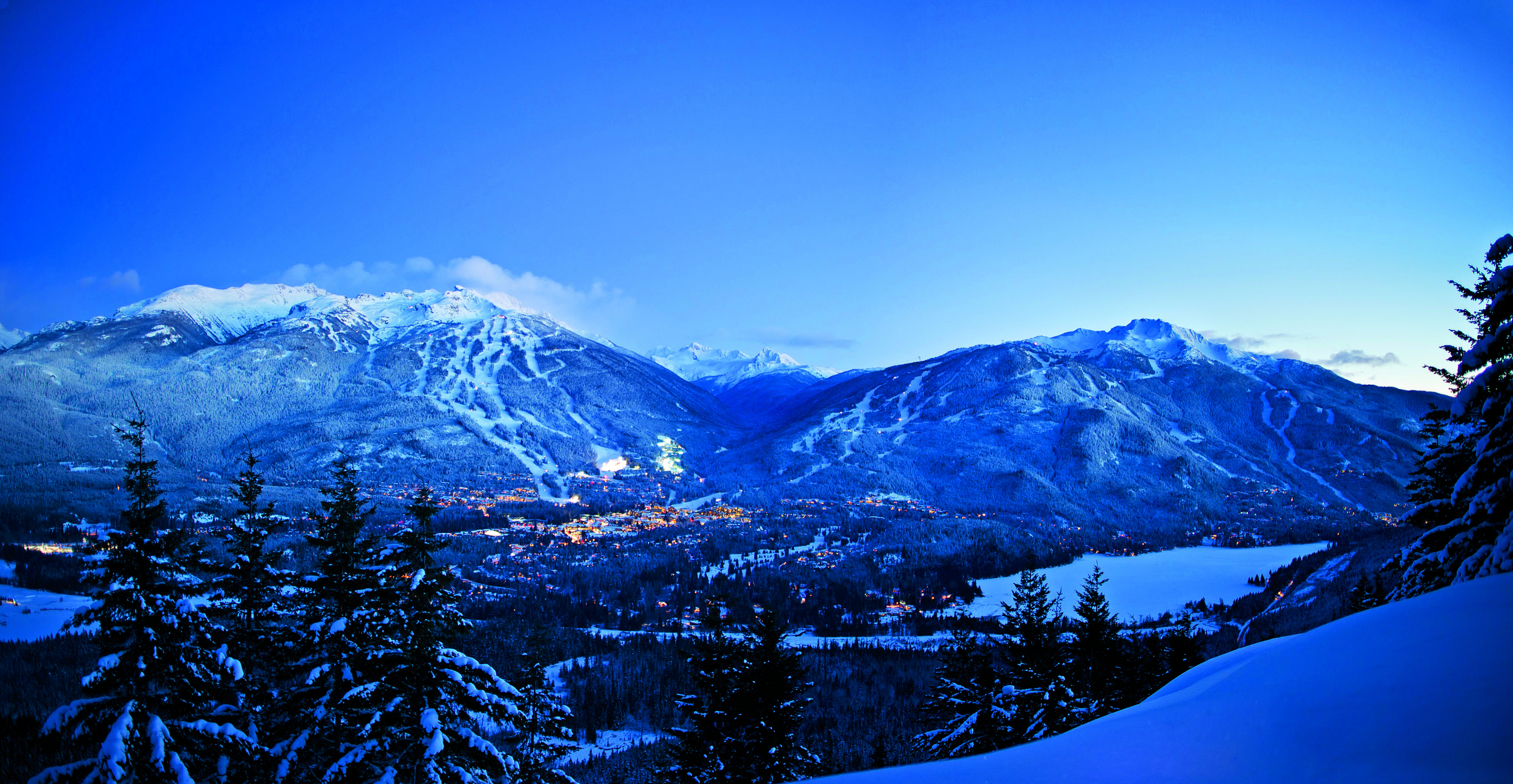 Whistler Blackcomb, British Columbia.