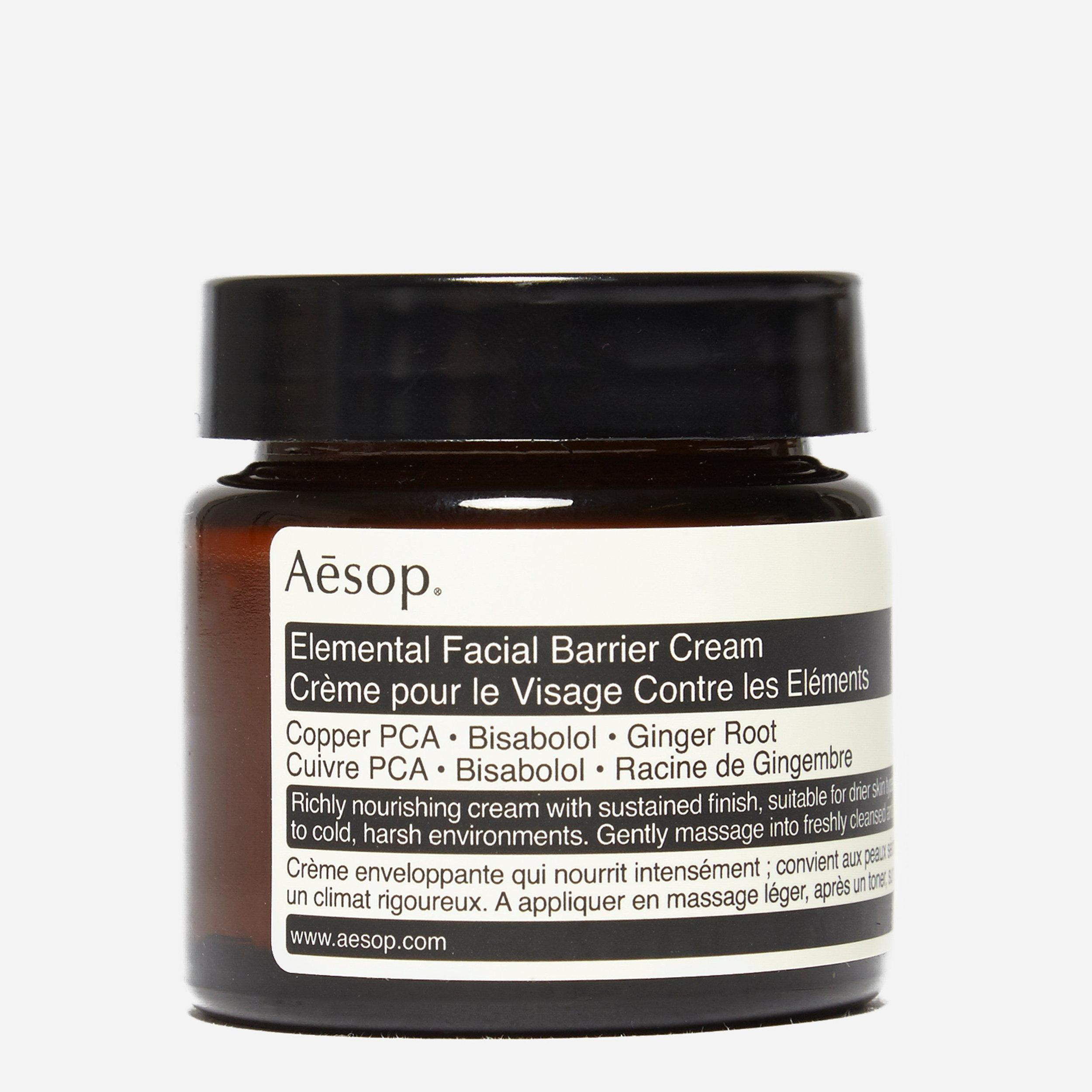 Elemental Facial Barrier Cream AESOP, $79