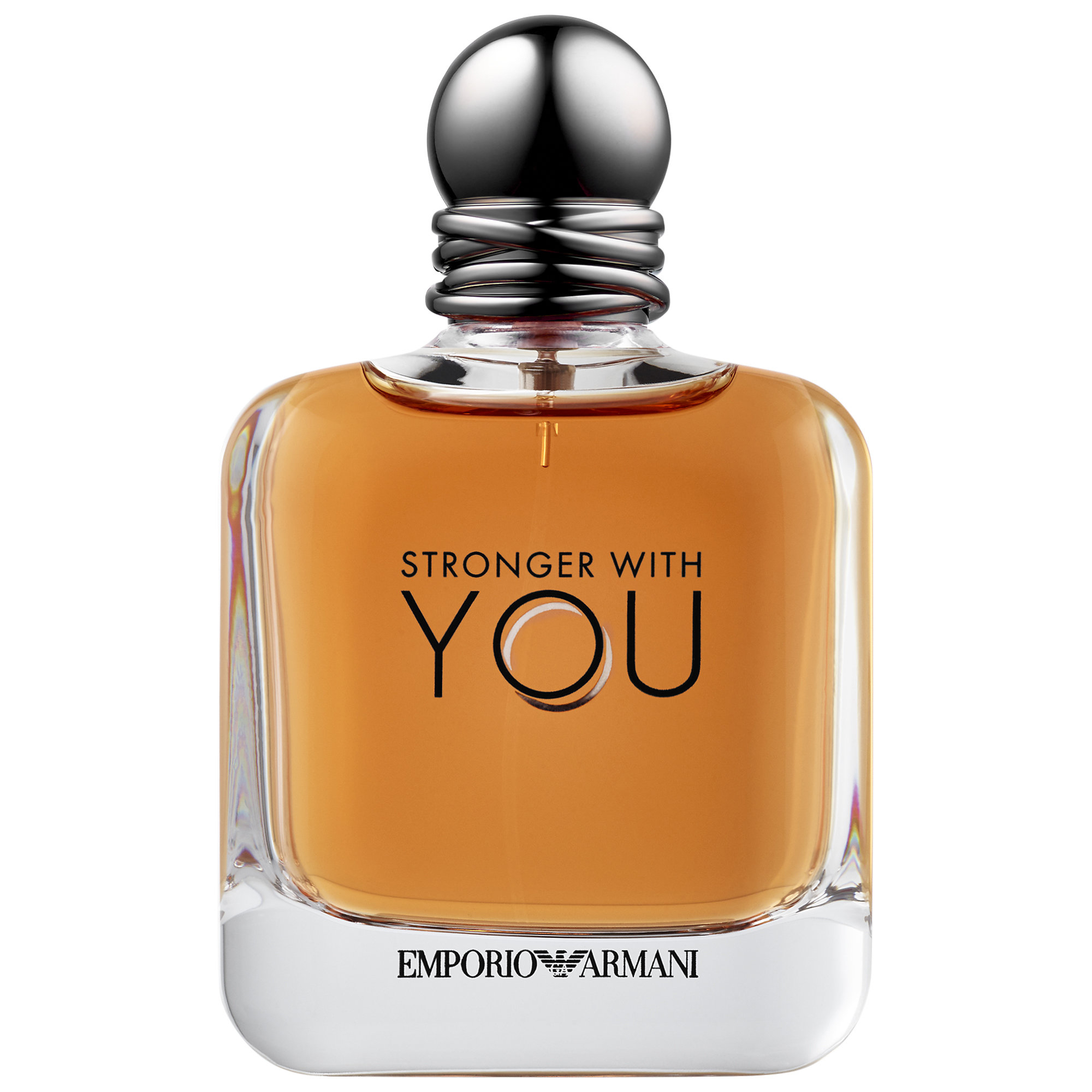 EMPORIO ARMANI Stronger With You ($115 - 100ml).