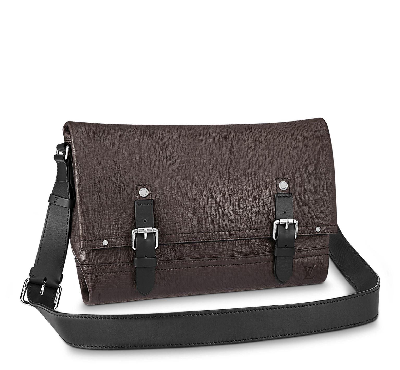Louis Vuitton Canyon Messenger Utah Bag