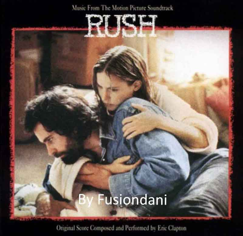 eric clapton rush album cover