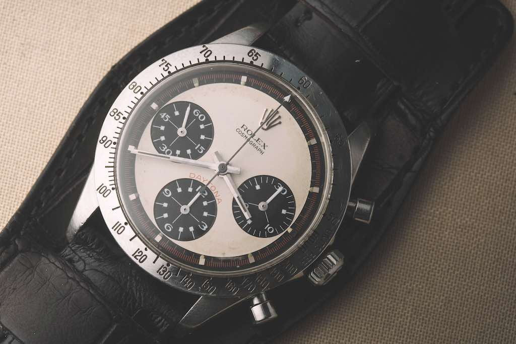 The Paul Newman Rolex Daytona Courtesy of Phillips/Phillips.com