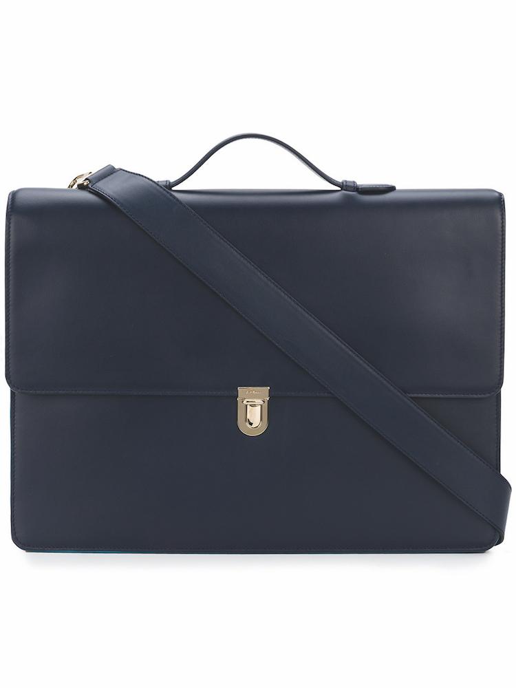 PAUL SMITH - Foldover Laptop Bag ($1,909)at FARFETCH