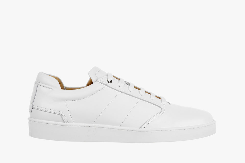 WANTLesEssentials - Lennon Sneaker in White ($325)