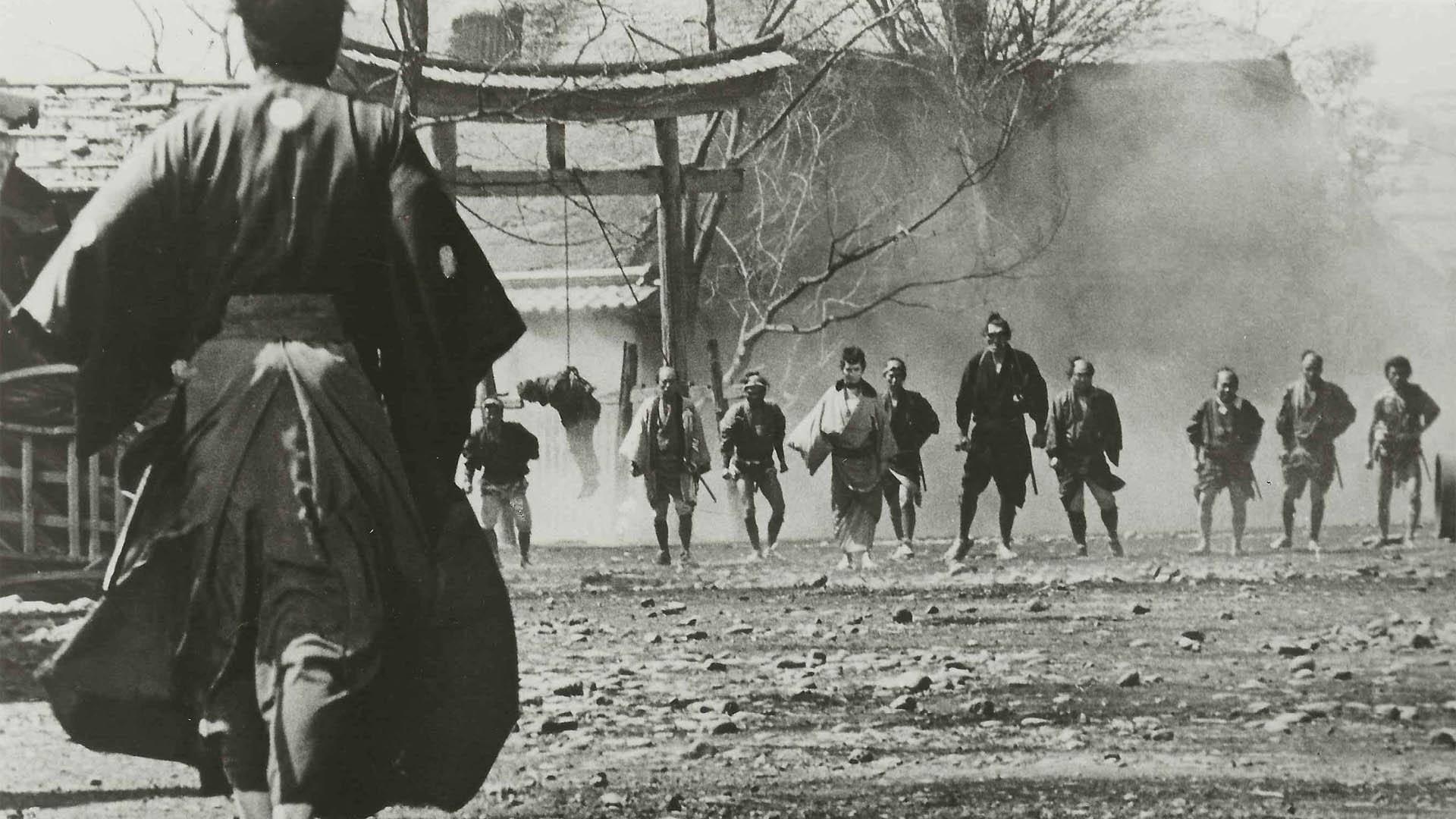 Kurosawa's  Yojimbo