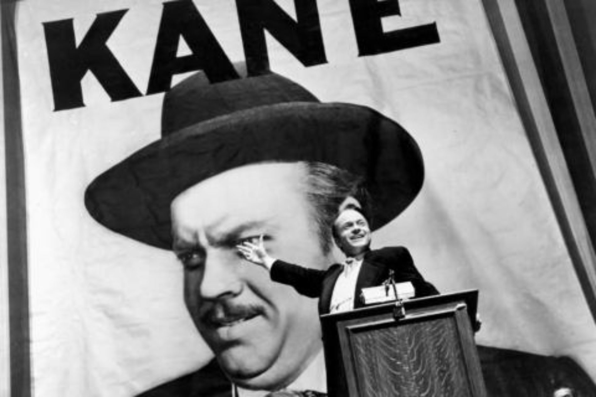 Welles'  Citizen Kane