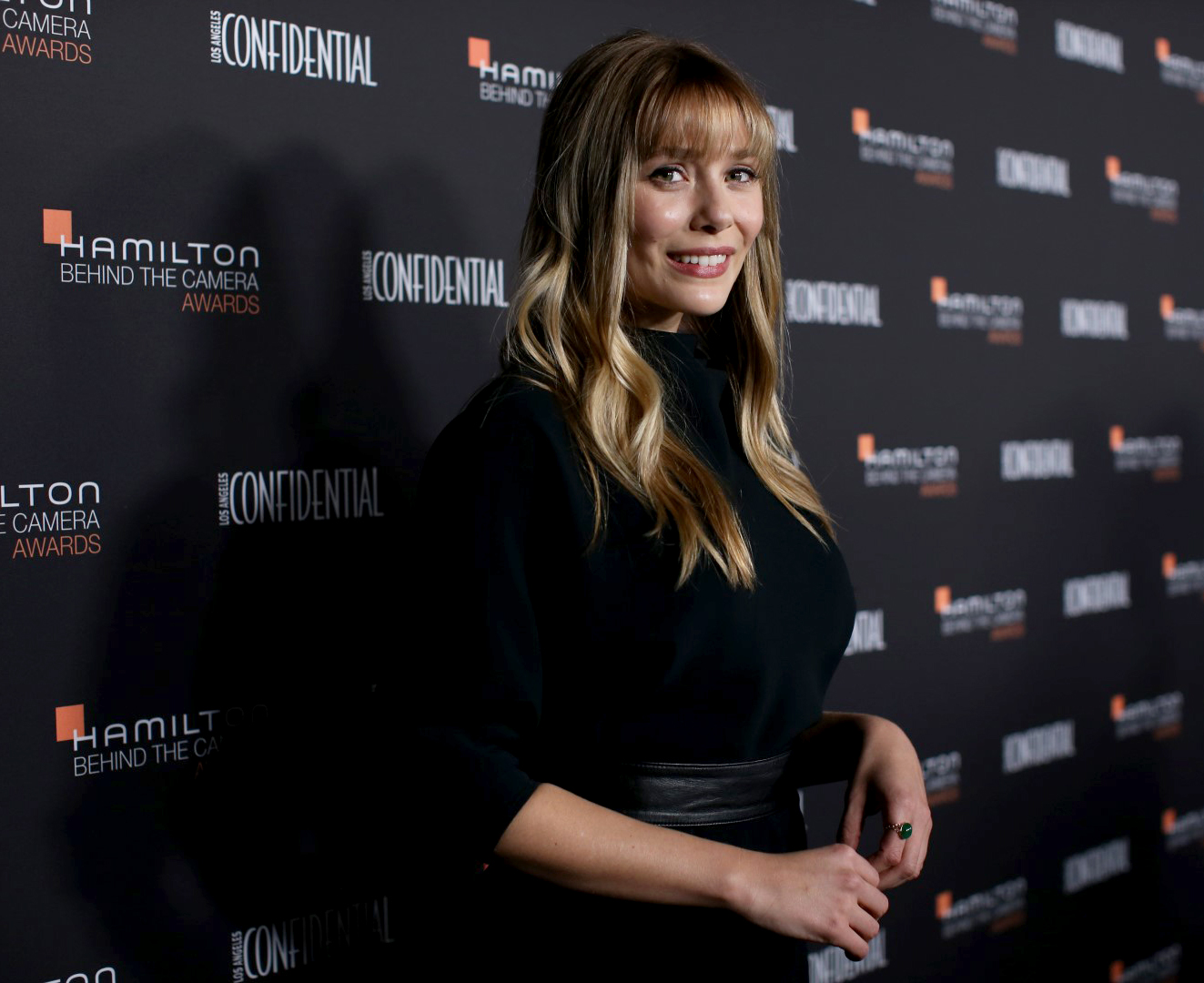 Hamilton Behind the Camera Awards 2018 - Elizabeth Olsen - Red Carpet.