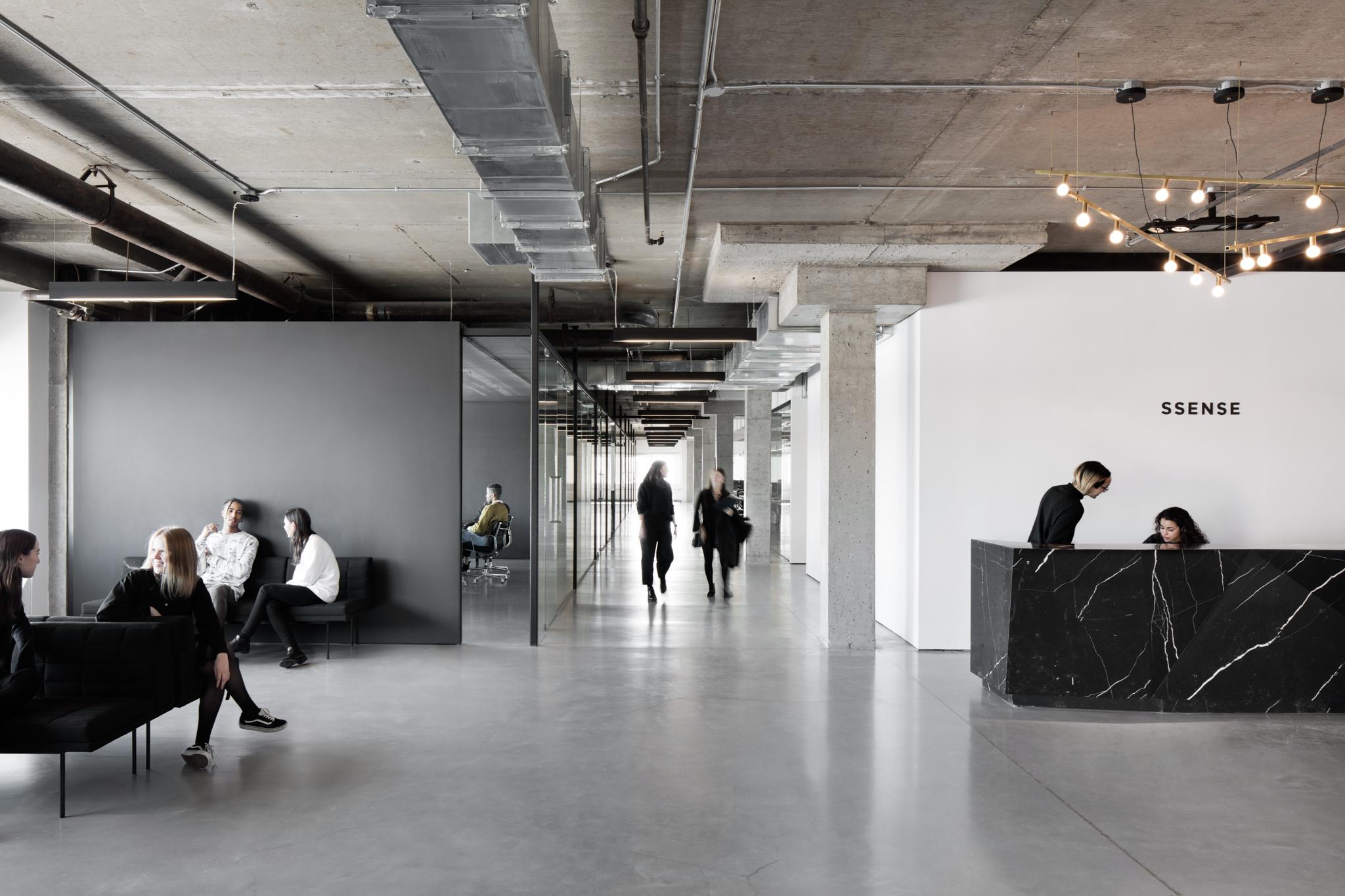ssense offices