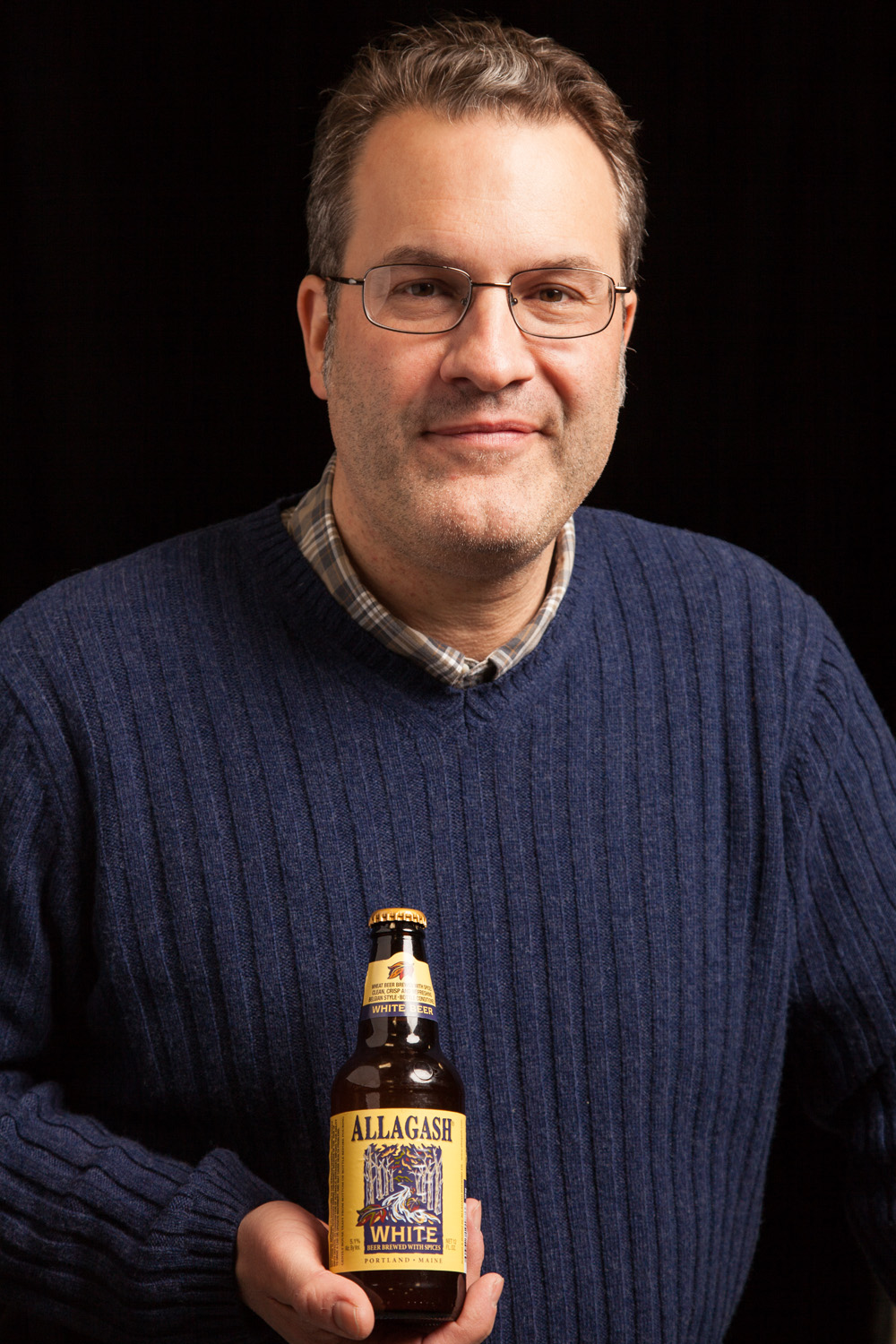 Rob Tod, Founder of Allagash Brewing Co. Portland, ME Established in 1995