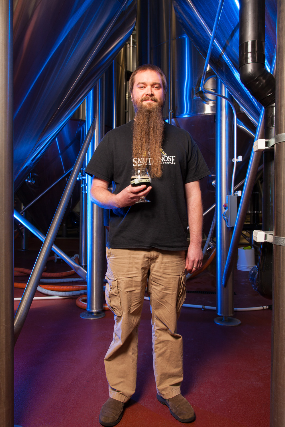 Greg Blanchard, Brewery Manager Smuttynose Brewing Co. Hampton, NH Established in 1994