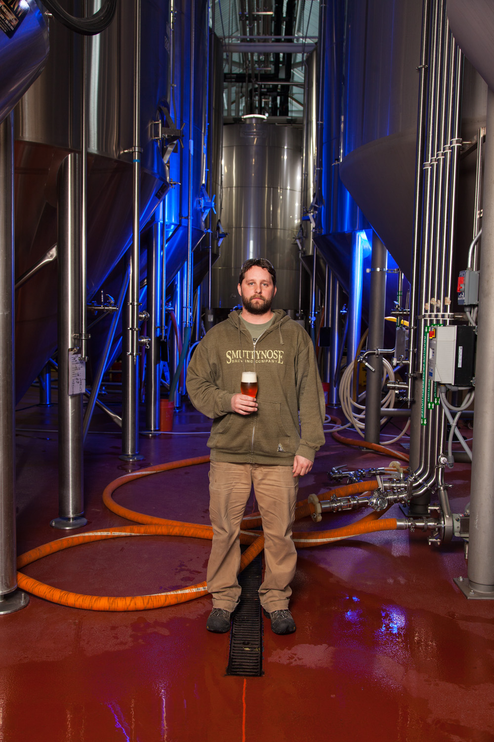 Dan Schubert, Head Brewer Smuttynose Brewing Co. Hampton, NH Established in 1994