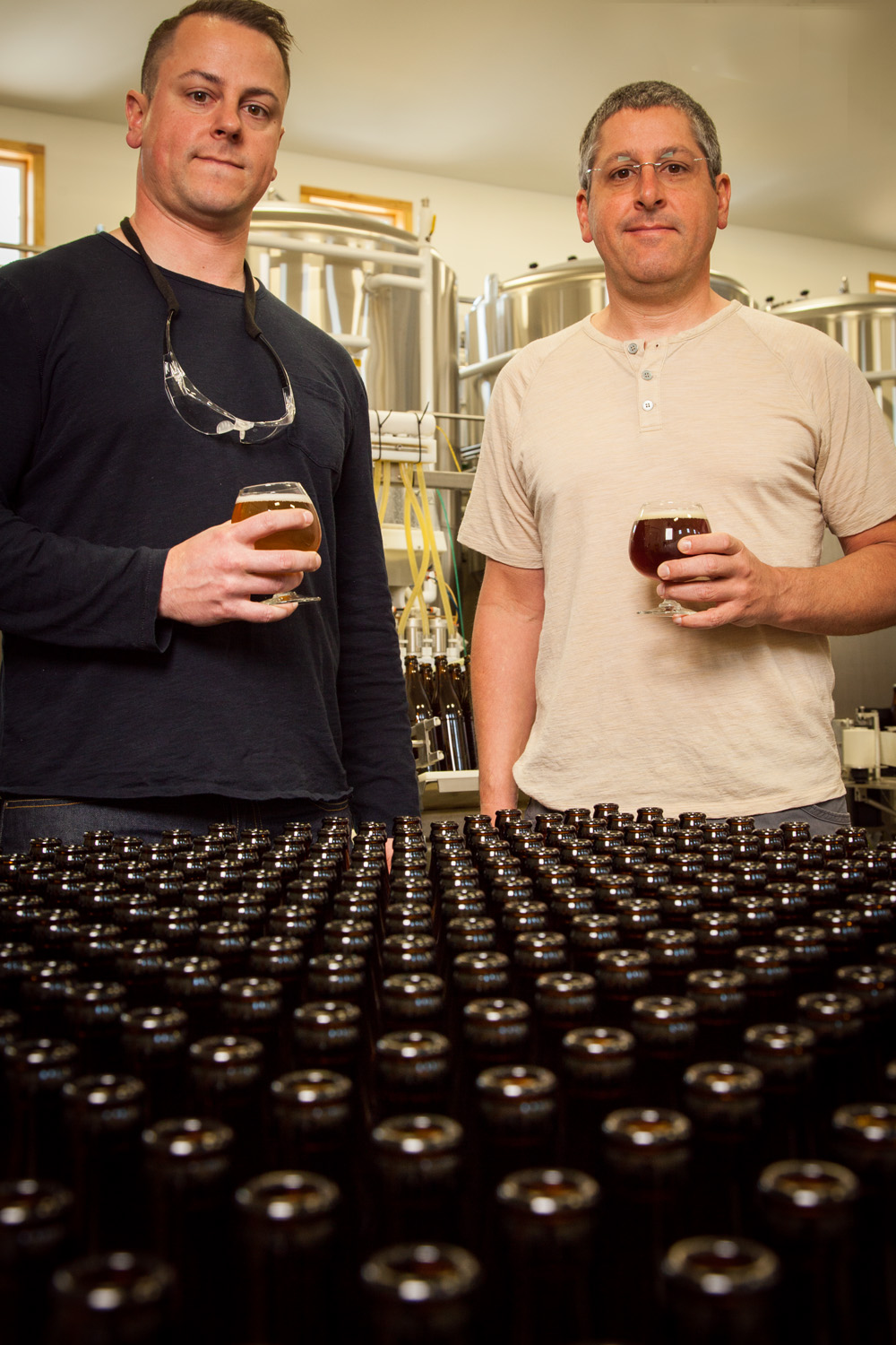 Dan and David Kleban Owners Maine Beer Co. Freeport, ME Established in 2000