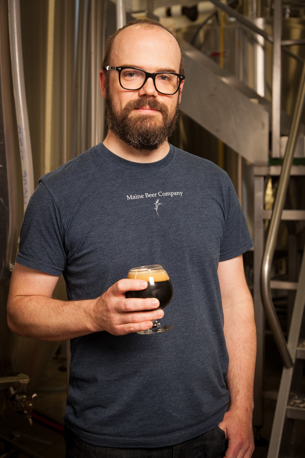Mark Fulton, Director of Brewery Operations Maine Beer Co. Freeport, ME Established in 2000