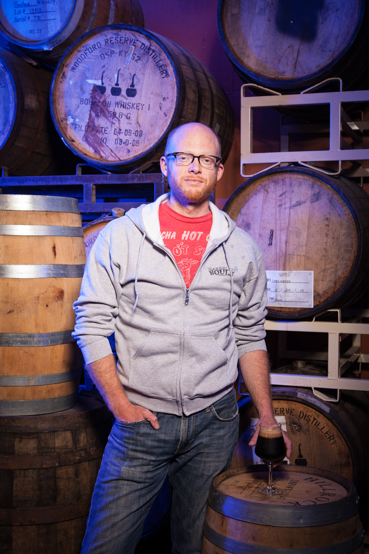 Chris Schofield, Brewmaster Barreled Souls Saco, ME Established in 2014