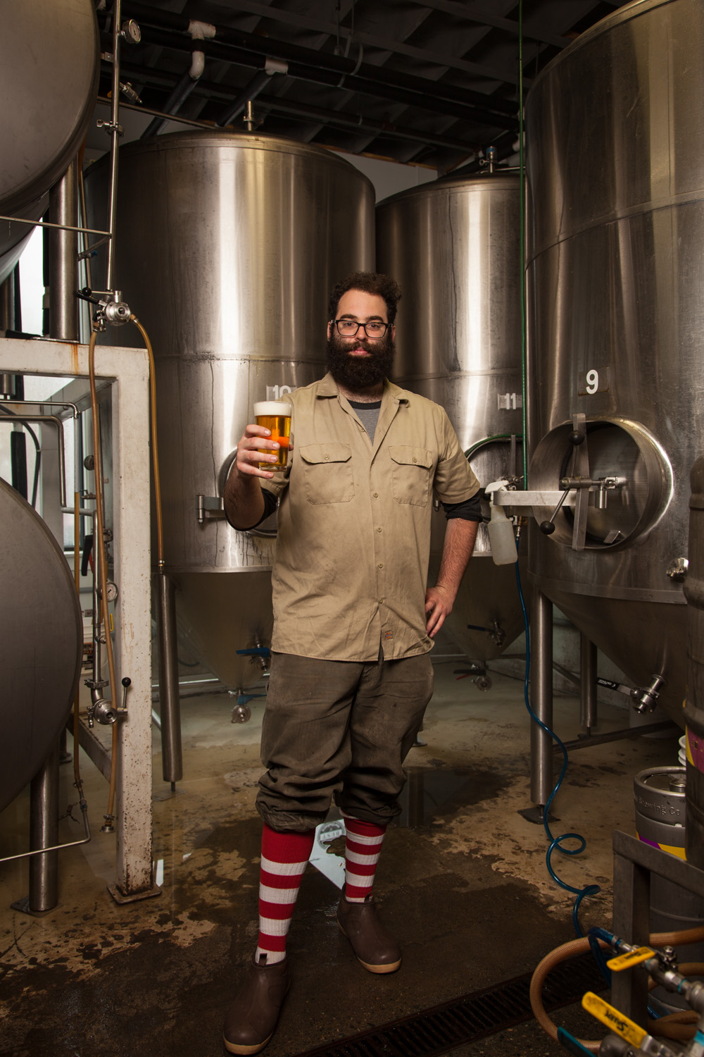 Amit Ram, Brewer Cape Ann Brewing Co Gloucester, MA Established in 2004