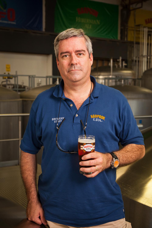 Sean Cornelius, Head Brewer Harpoon Brewery Boston, MA Established in 1986