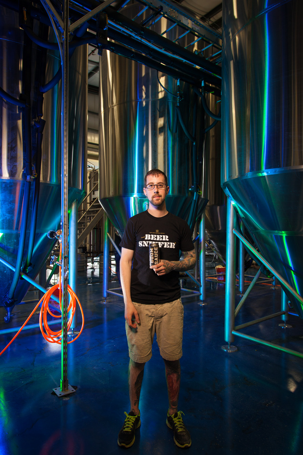 Vince Tursi, Head Brewer Lord Hobo Brewing Co. Woburn, MA Established in 2015