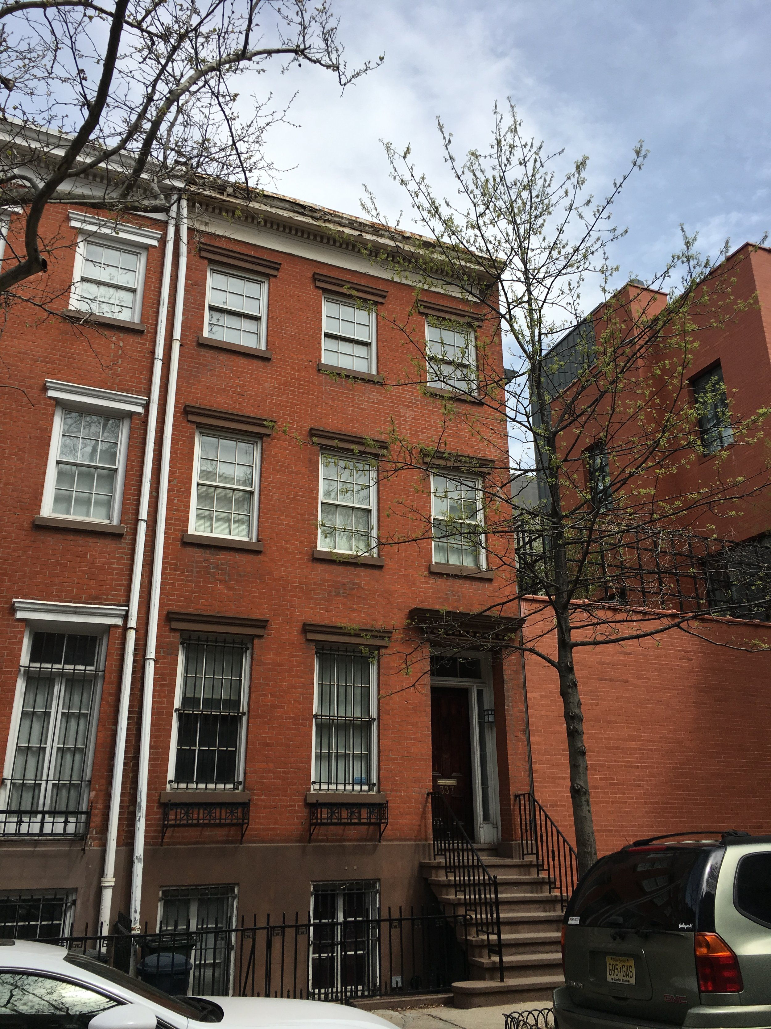 327 West 12th Street - Architect:Aari Ludvigsen3 story two family residence