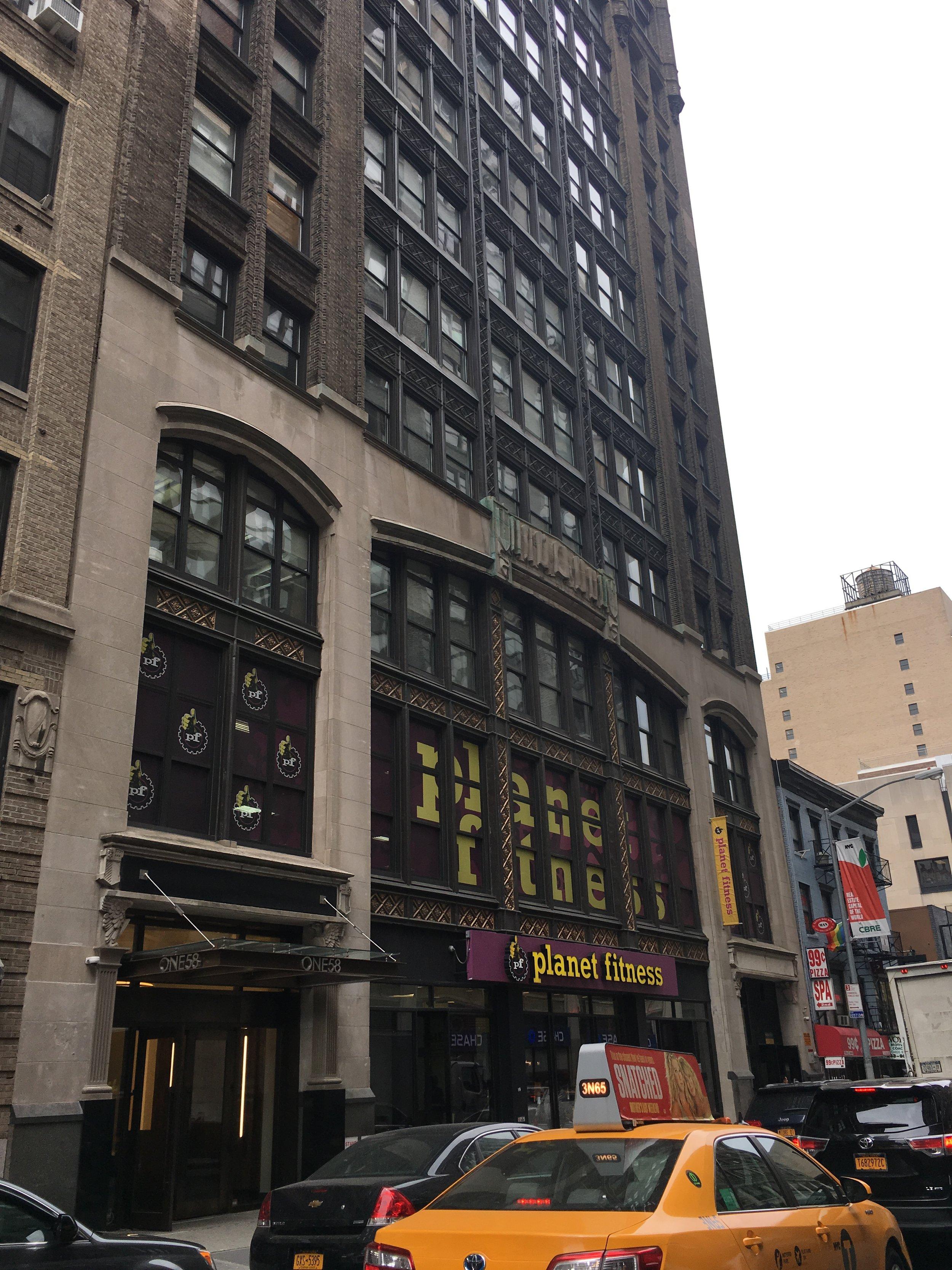 158 West 27th Street - Architect:Tobin Parnes Design Enterprises12 story office building