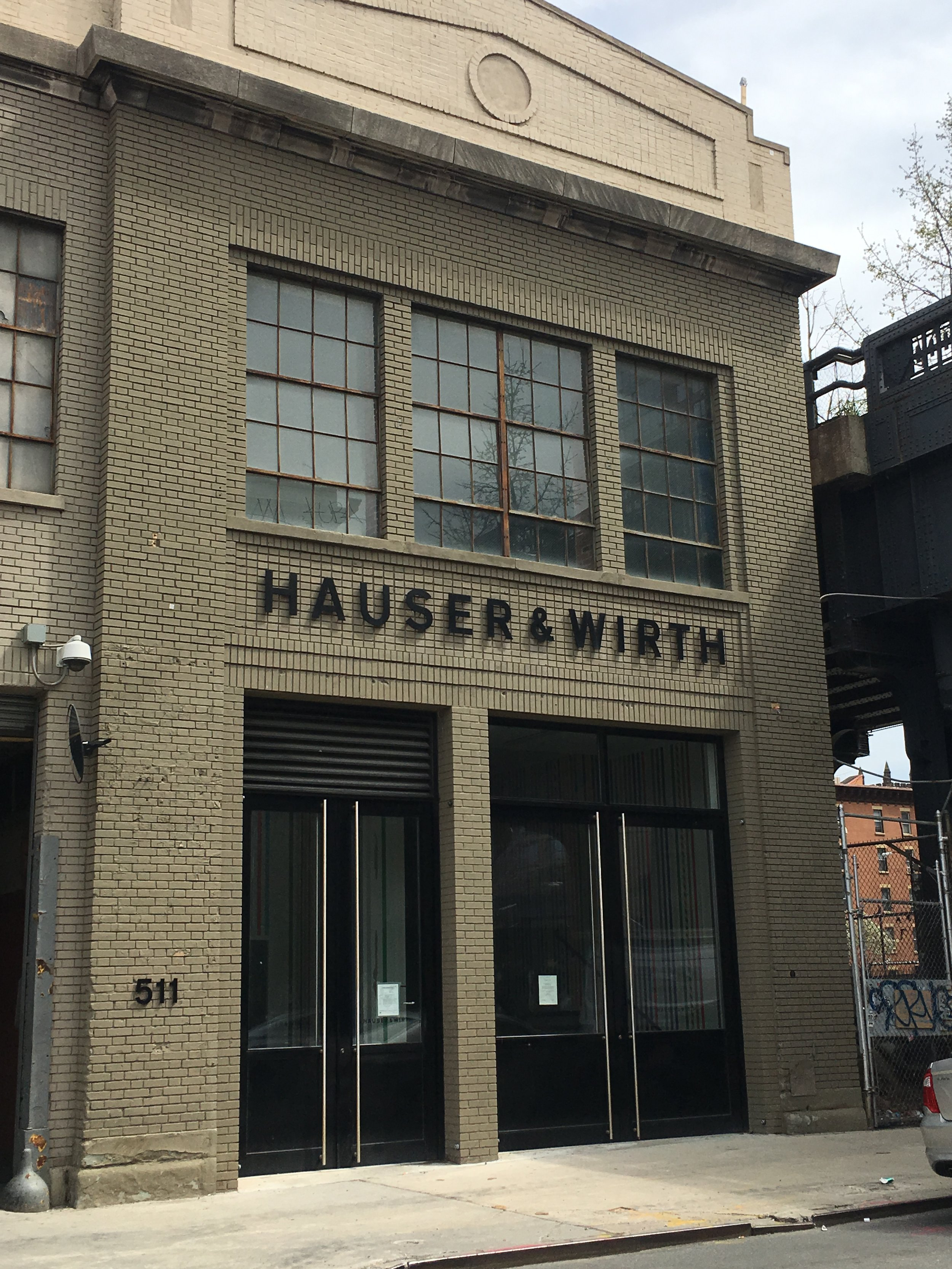 Hauser & Wirth - 511 West 18th Street Selldorf Architects