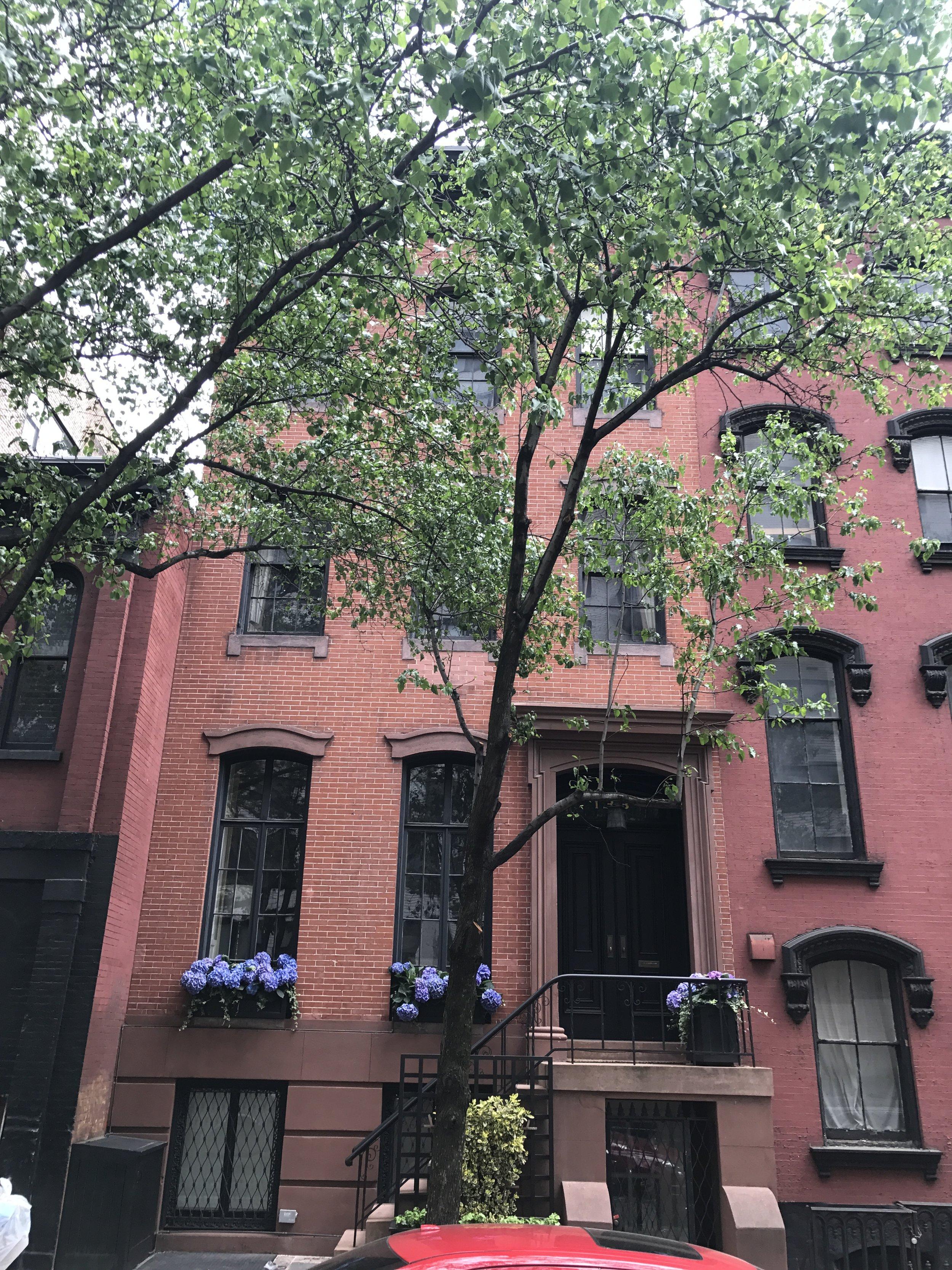 133 East 18th Street - Architect:Tobin Parnes Design Enterprises4 story single family residence