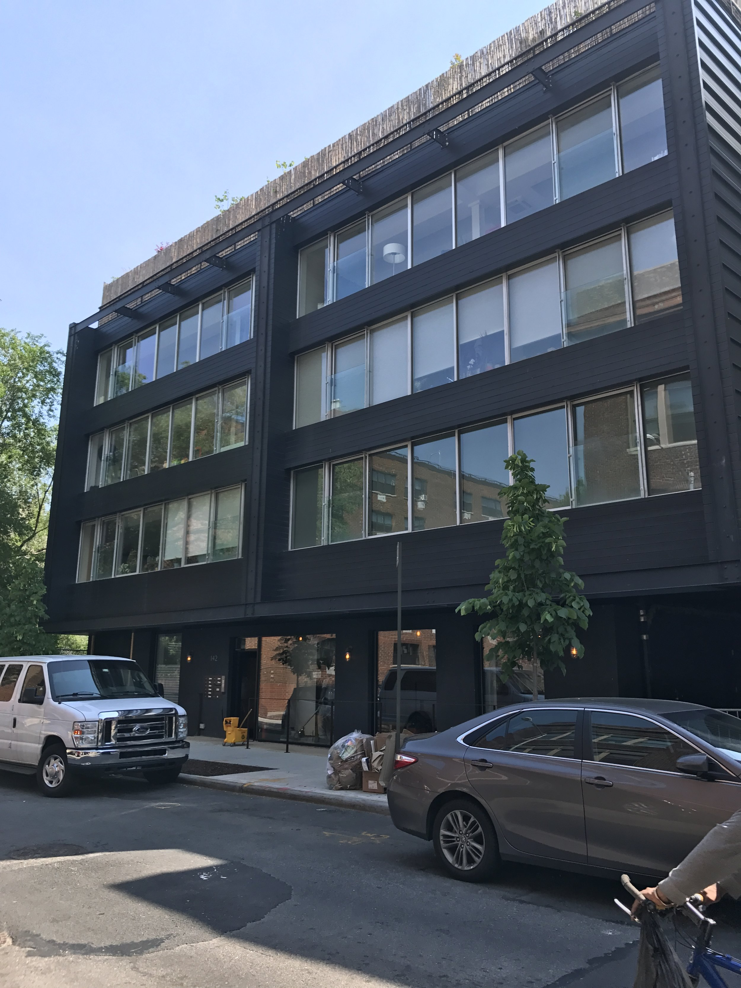 142 North 1st Street - RVA Architecture, LLC5 story mixed use building