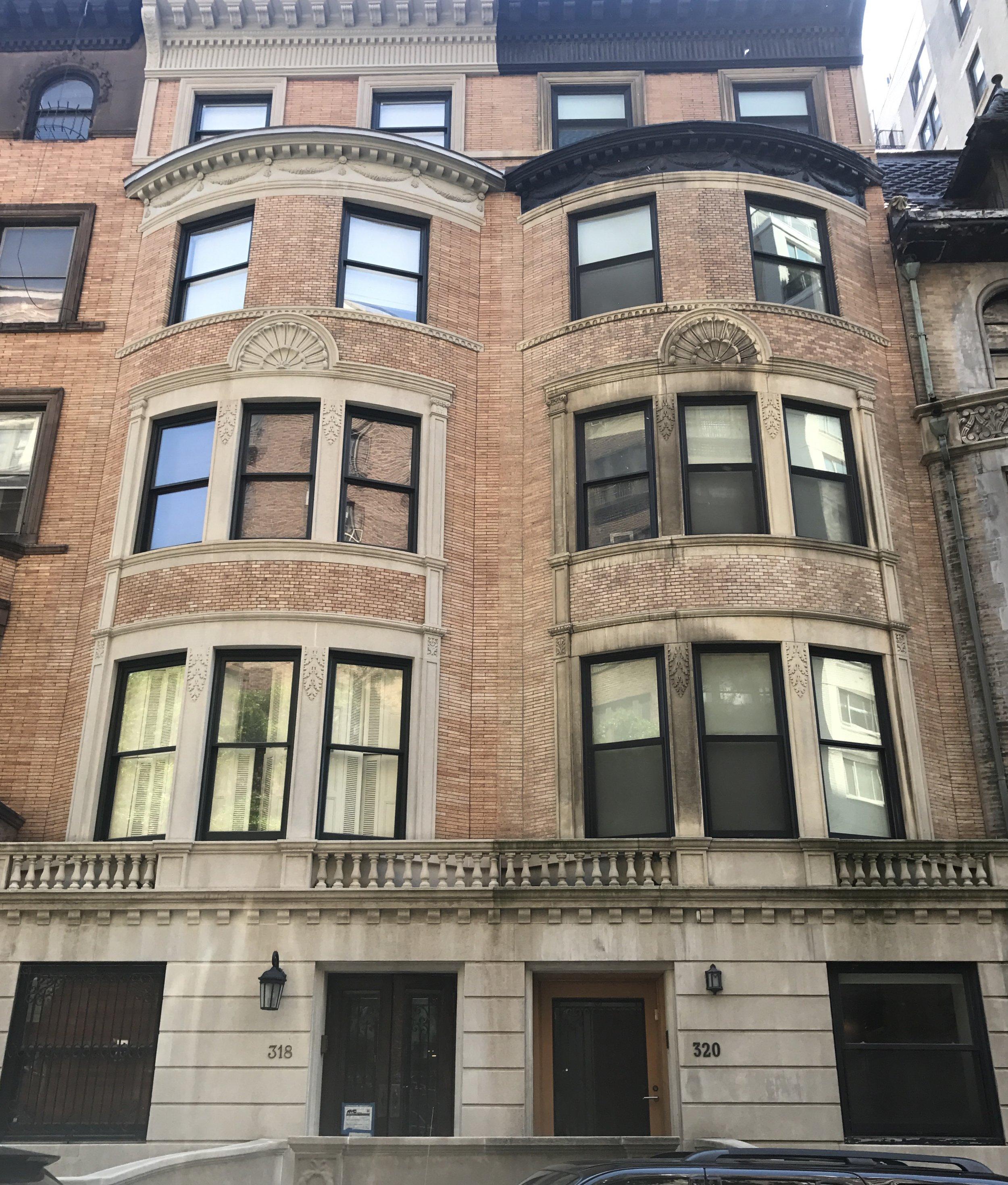 320 West 78th Street - Ogawa Depardon Architects5 story single family residence