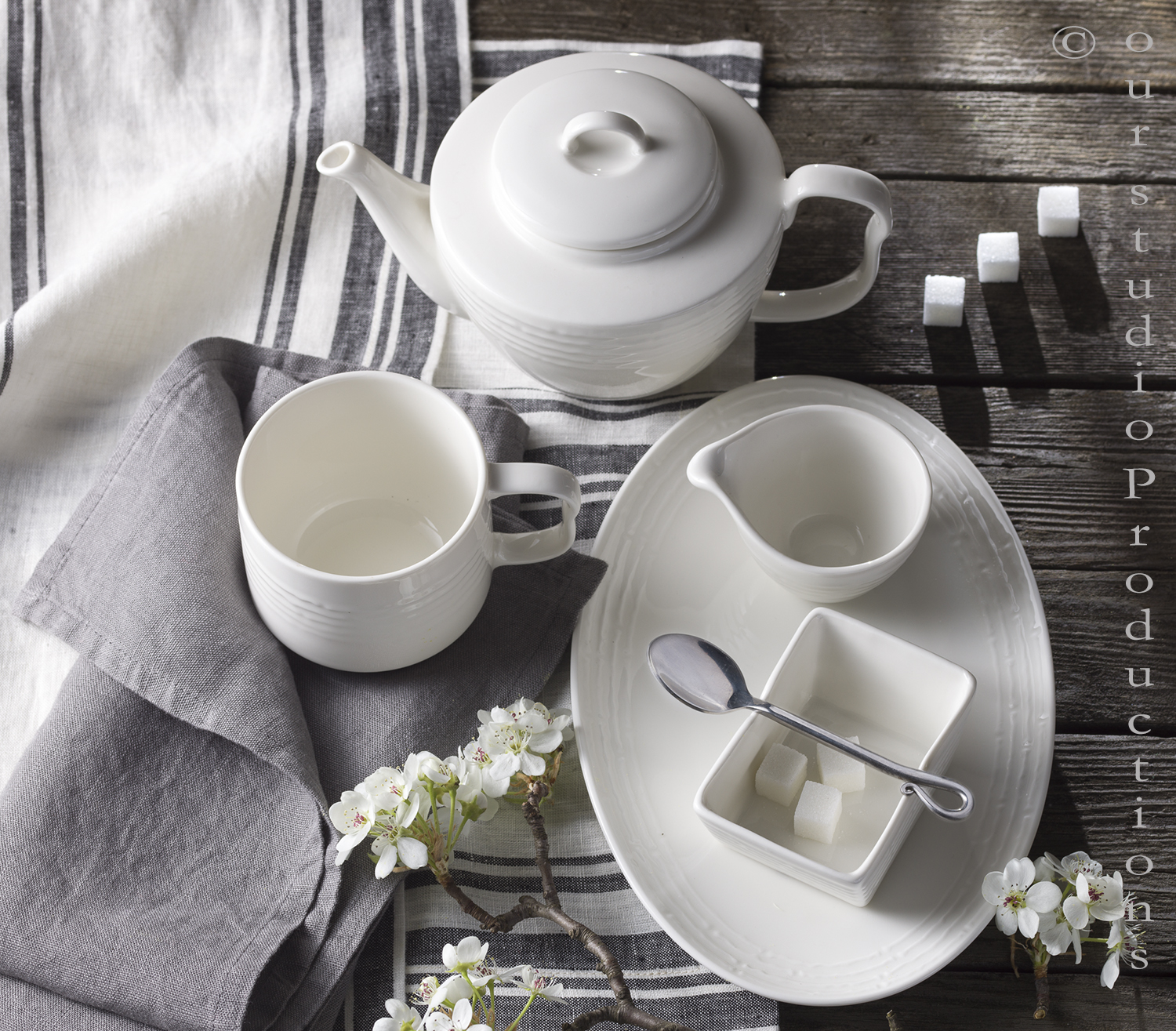 Tabletop Tableware Product Photography