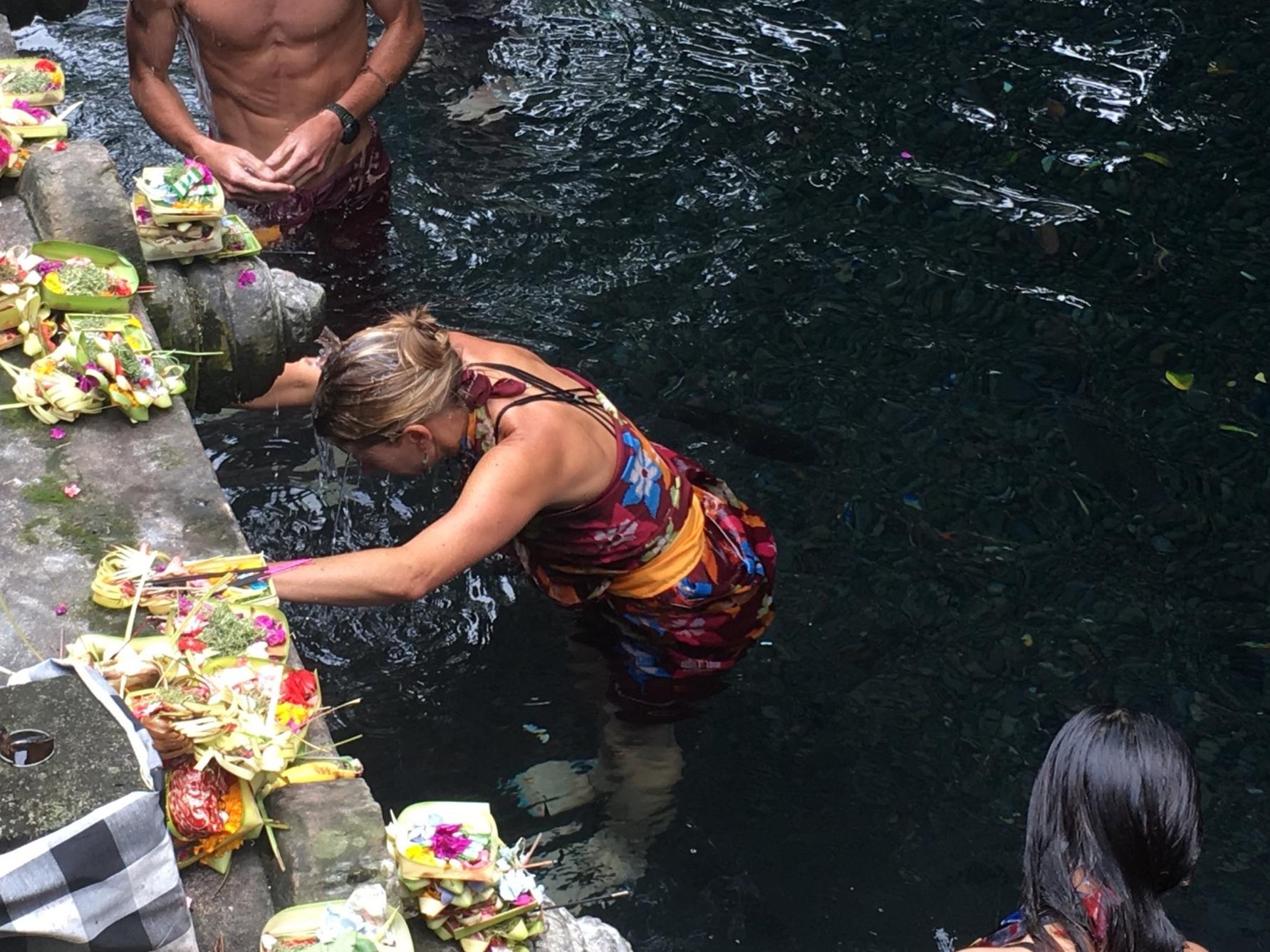 Tirta Empul Temple- Water Cleansing Ritual in Bali