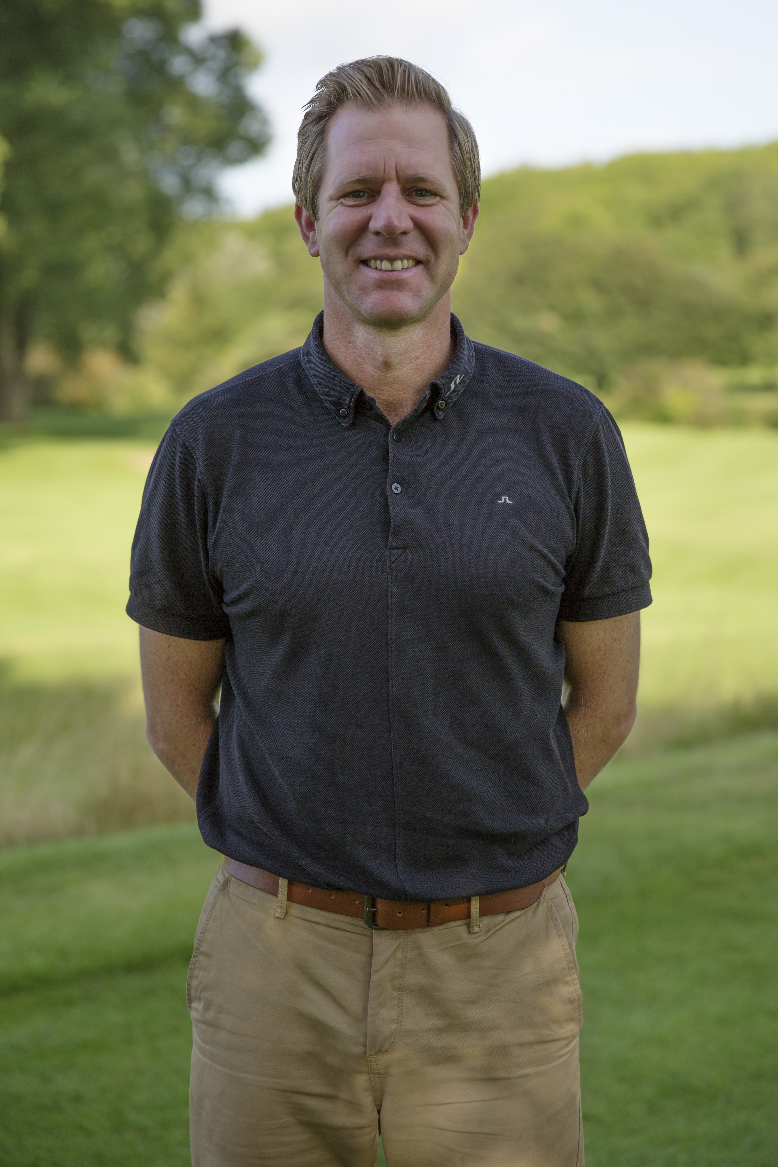 Steve Truman (Head Professional)