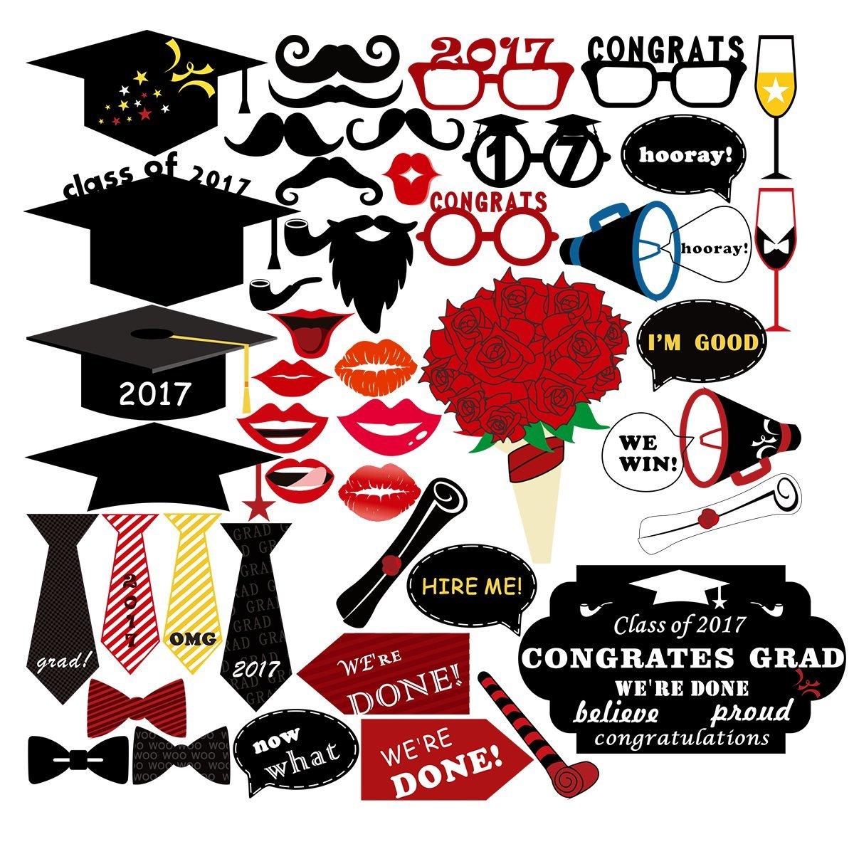 Graduation Props