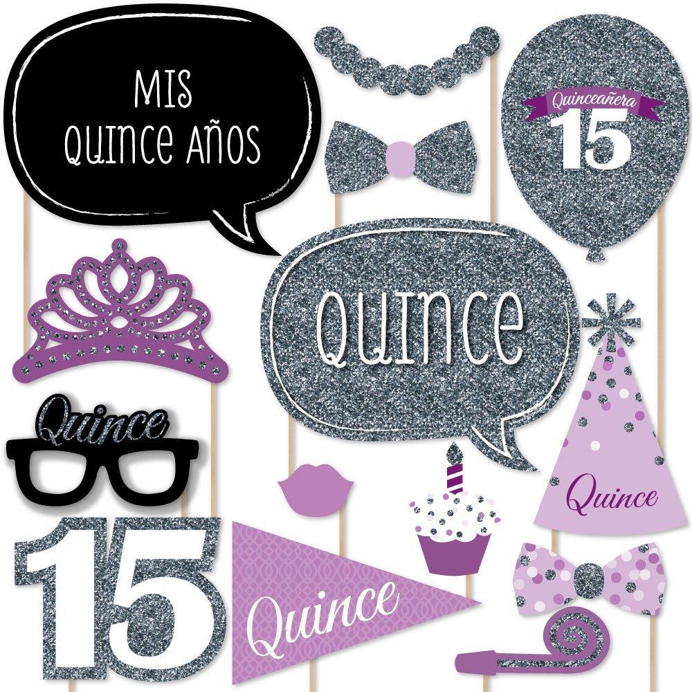 Quinceanera Props