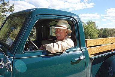 my 1950 Chevy pickup