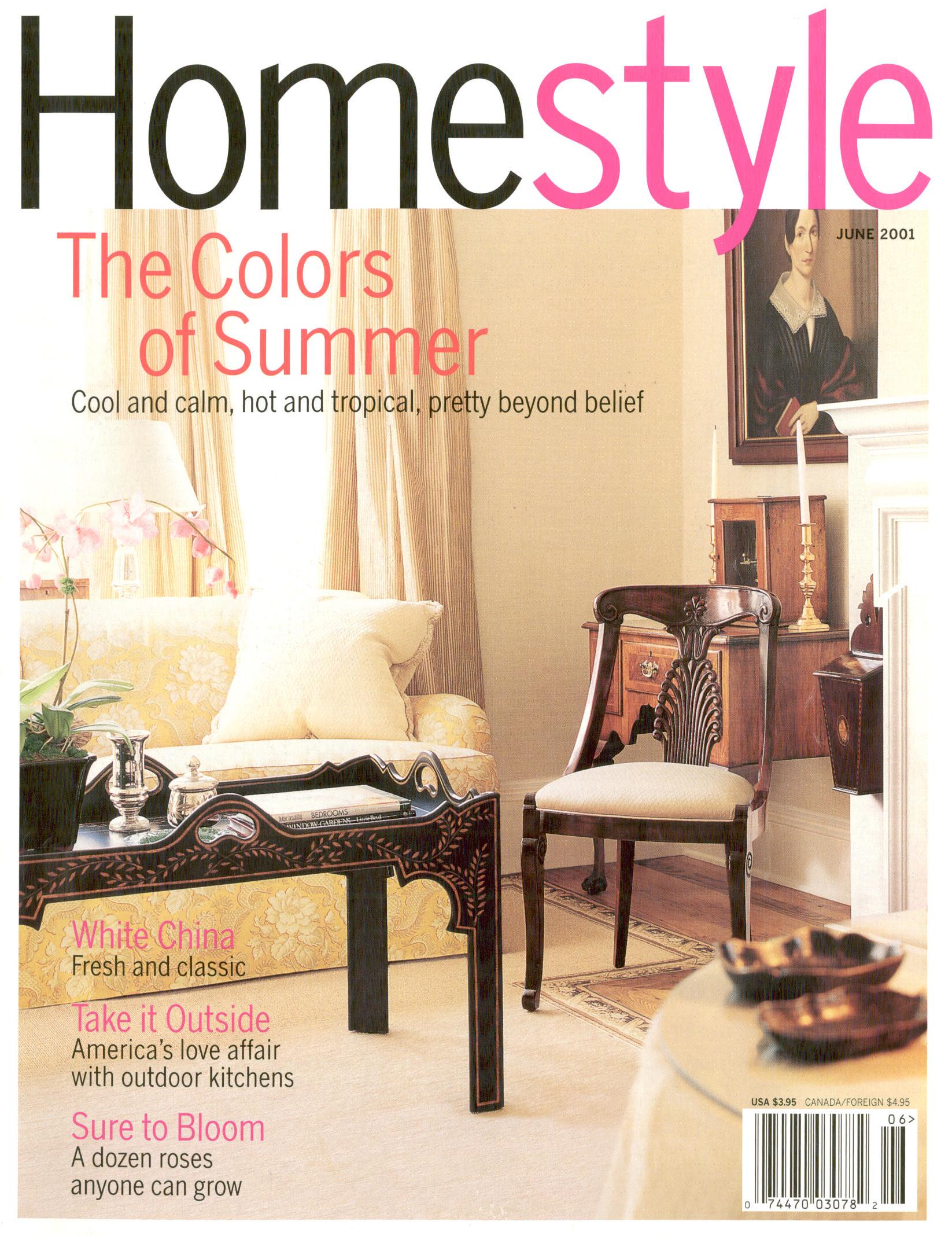 HomeStyle   June 2001