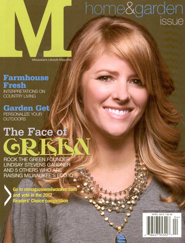 Milwaukee's Lifestyle Magazine   April 2012
