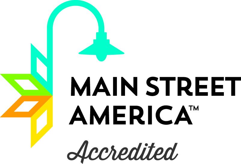 Main Street America Accredited Logo