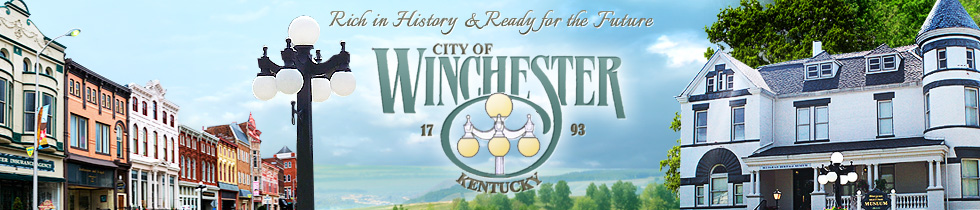City of Winchester KY Logo