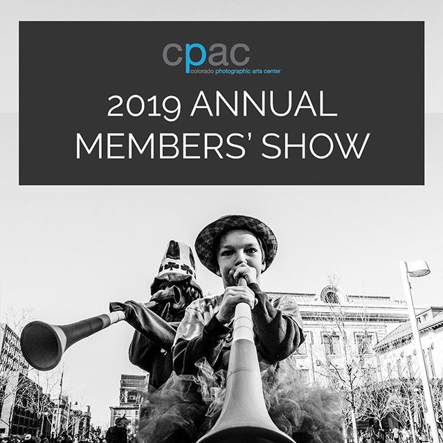 Honored to announce that I will be an exhibiting artist in the Colorado Photographic Arts Center's @cpacphoto Annual Members' Show - July 5 through August 10, 2019. Everyone is invited to the opening reception + award ceremony with the juror, Kat Kiernan @kat_kiernan: Saturday, July 13 (5 – 8 pm) at CPAC (1070 bannock st, denver, co 80204). More info: https://cpacphoto.org/2019-members-show/