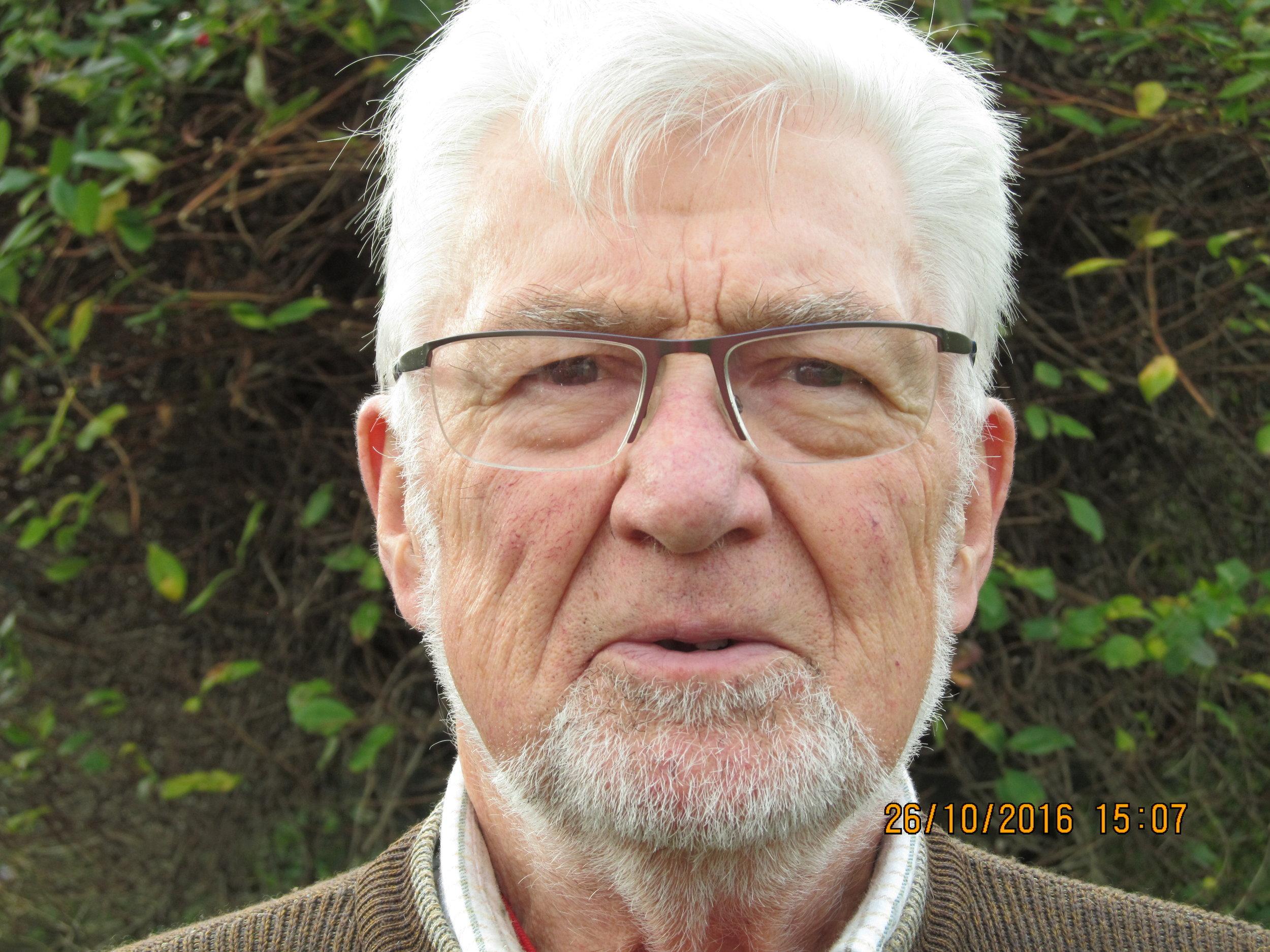 Michael Atkinson - Volunteer